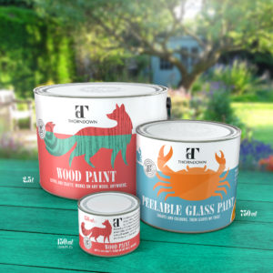 Thorndown paints
