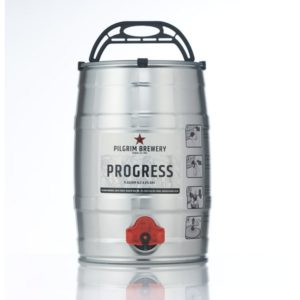 Mini-keg Pilgrim Beers