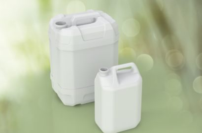 Industrial PCR plastic packaging now in stock